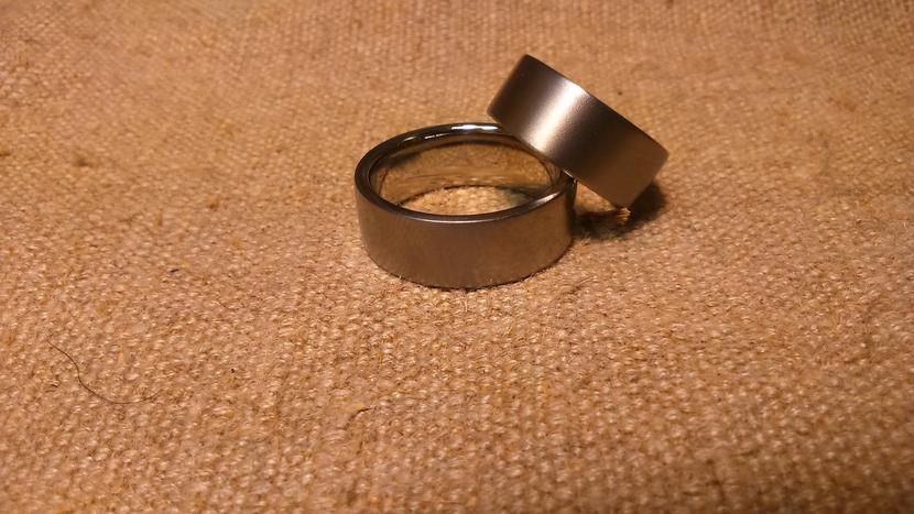 48fc5385826 Titaanist käsitööna unikaalsed abielusõrmused ja ehted.   Pulmad.ee