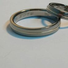 8dfc47222c8 Titaanist käsitööna unikaalsed abielusõrmused ja ehted.